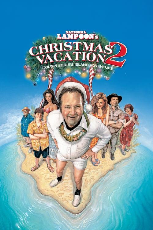 Christmas Vacation 2: Cousin Eddie's Island Adventure - Movie Poster