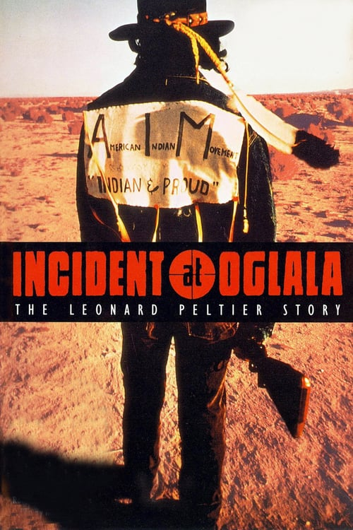 Incident at Oglala - Movie Poster