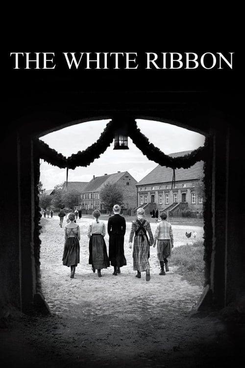 The White Ribbon - Movie Poster