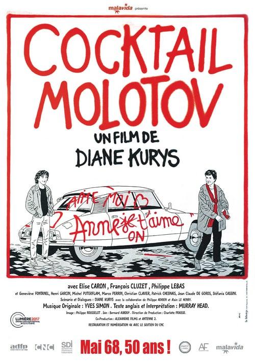 Cocktail Molotov - Movie Poster