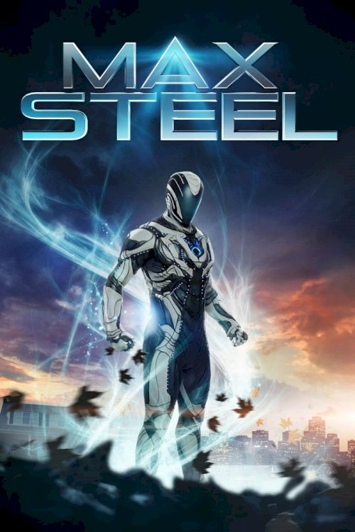 Max Steel - Movie Poster