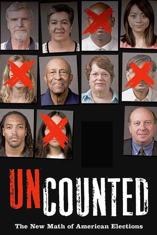 Uncounted - Movie Poster