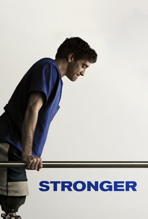 Stronger - Movie Poster