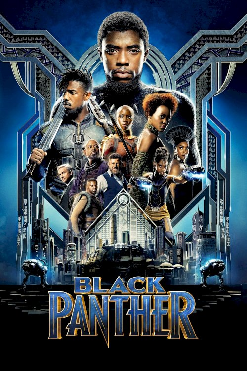 Black Panther - Movie Poster