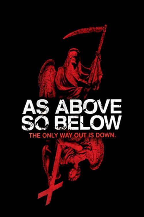 As Above, So Below - Movie Poster