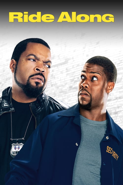 Ride Along - Movie Poster