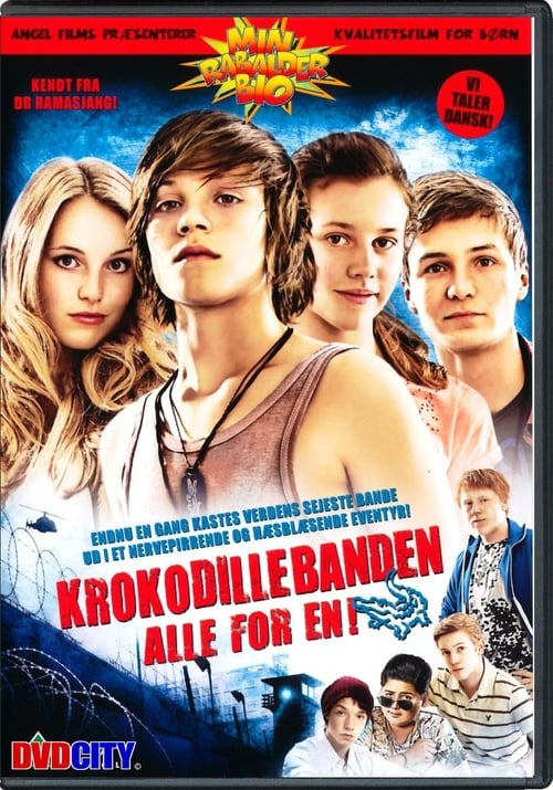 The Crocodiles: All for One - Movie Poster
