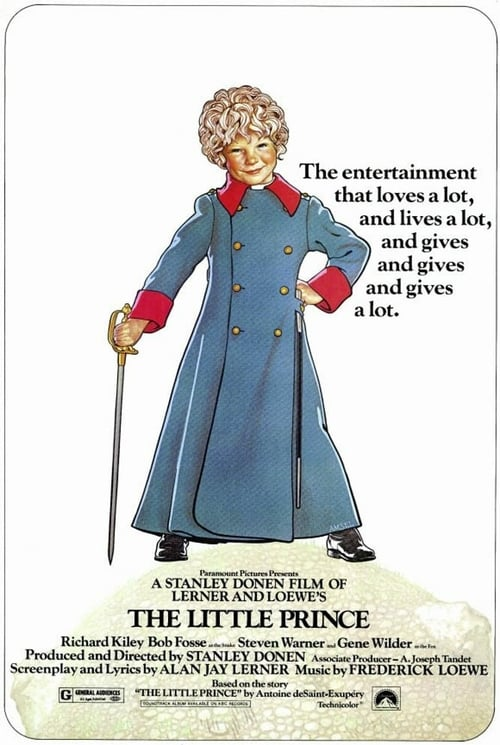 The Little Prince - Movie Poster