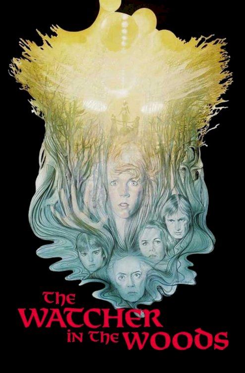 The Watcher in the Woods - Movie Poster