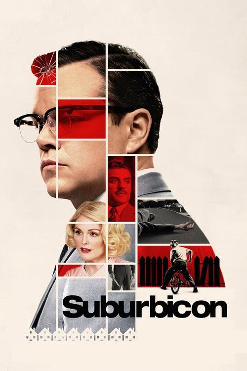 Suburbicon - Movie Poster