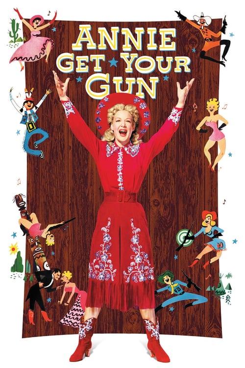 Annie Get Your Gun - Movie Poster