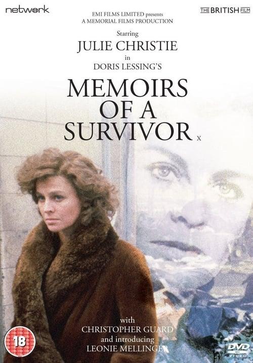 Memoirs of a Survivor - Movie Poster