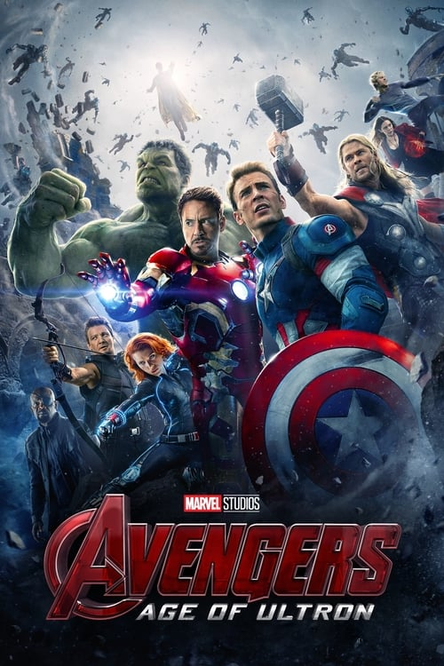 Avengers: Age of Ultron - Movie Poster