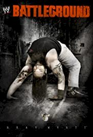 WWE Battleground 2014 - Movie Poster