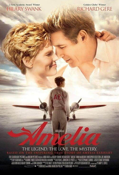 Amelia - Movie Poster