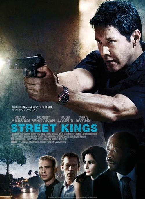Street Kings - Movie Poster