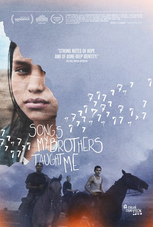 Songs My Brothers Taught Me - Movie Poster