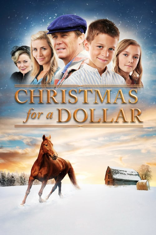 Christmas for a Dollar - Movie Poster