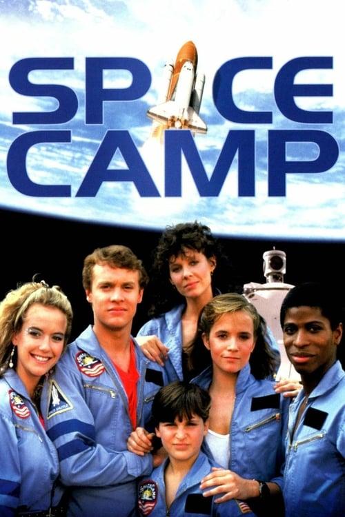 SpaceCamp - Movie Poster