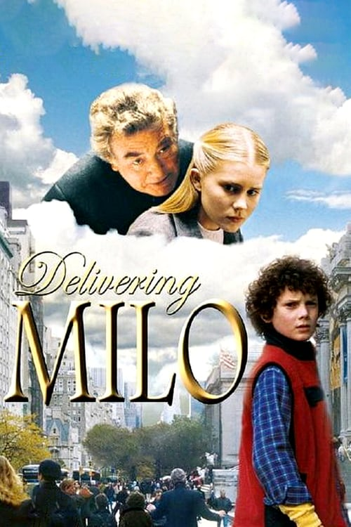 Delivering Milo - Movie Poster