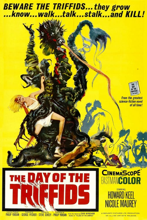The Day of the Triffids - Movie Poster