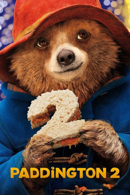 Paddington 2 - Movie Poster