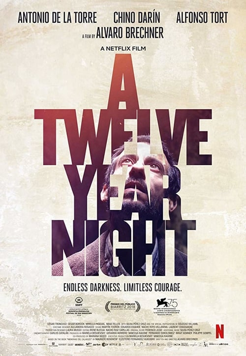 A Twelve-Year Night - Movie Poster