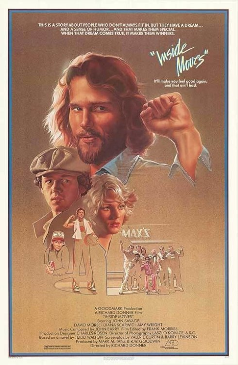 Inside Moves - Movie Poster