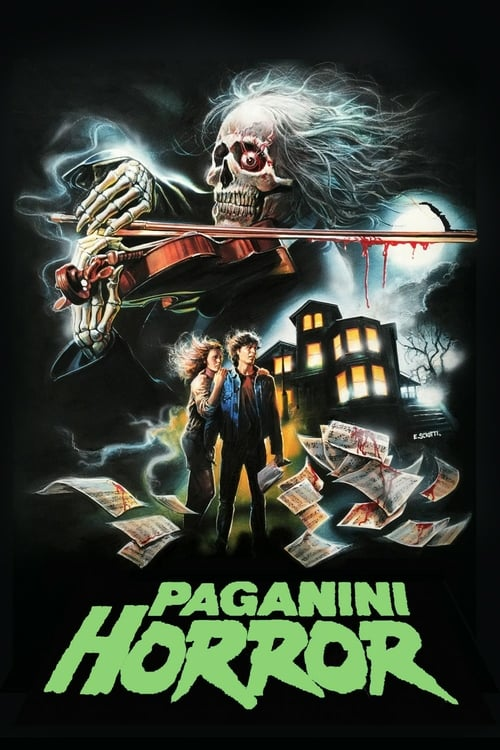 Paganini Horror - Movie Poster