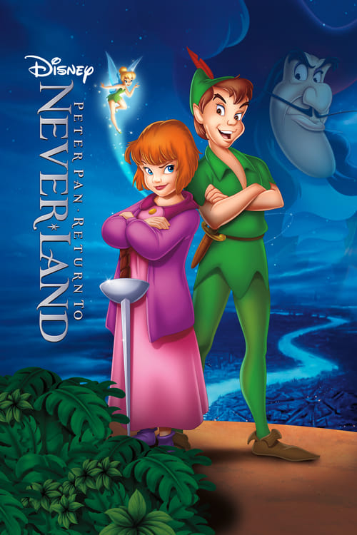 Return to Never Land - Movie Poster