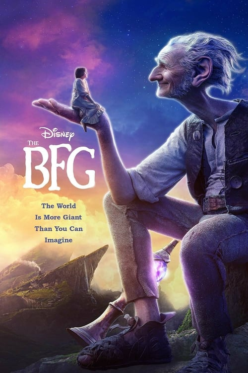 The BFG - Movie Poster