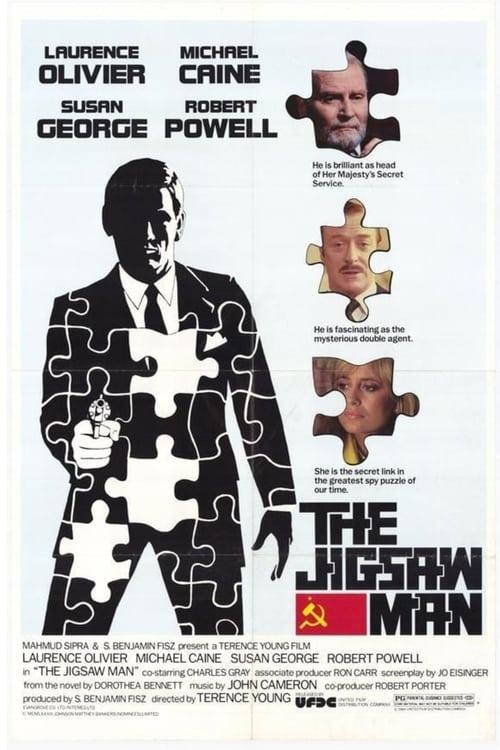 The Jigsaw Man - Movie Poster