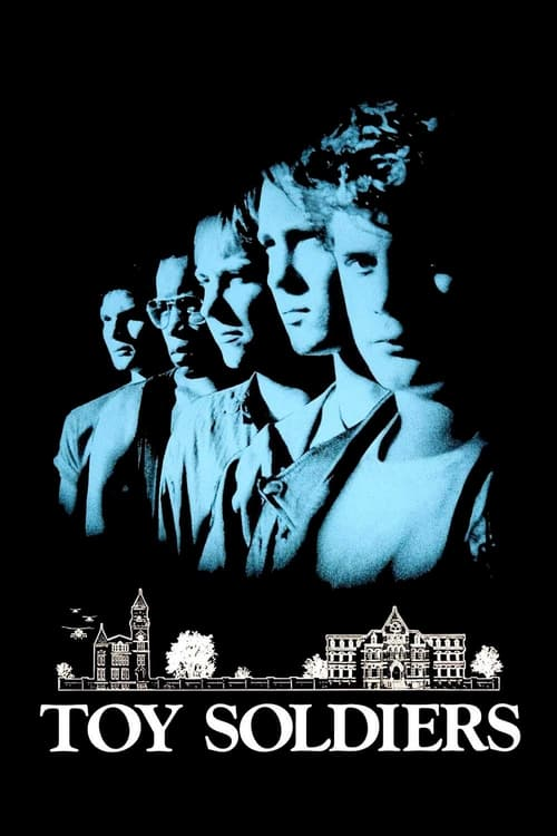 Toy Soldiers - Movie Poster
