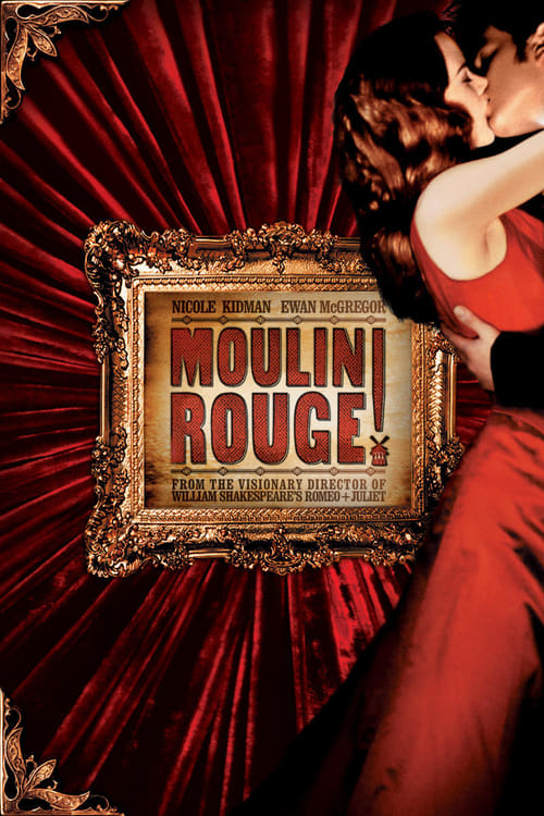 Moulin Rouge! - Movie Poster