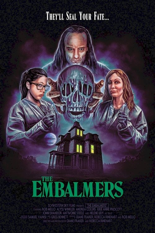 The Embalmers - Movie Poster