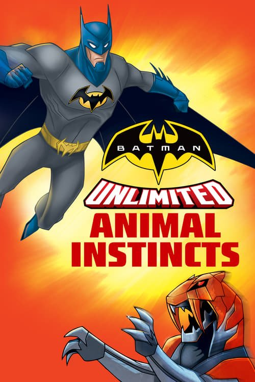 Batman Unlimited: Animal Instincts - Movie Poster