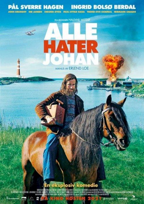 Alle hater Johan - Movie Poster
