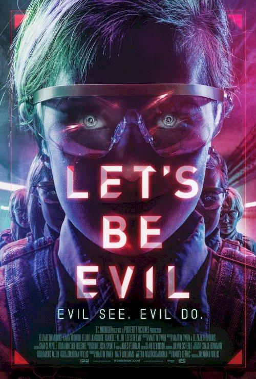 Let's Be Evil - Movie Poster