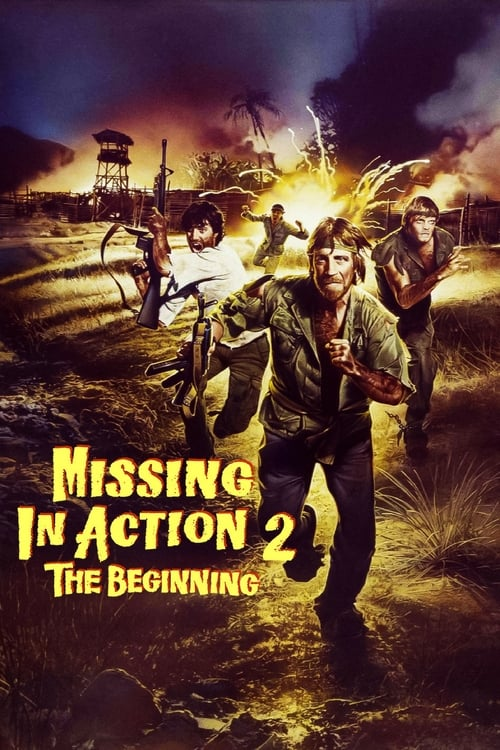 Missing in Action 2: The Beginning - Movie Poster