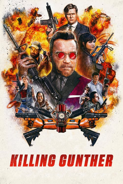 Killing Gunther - Movie Poster