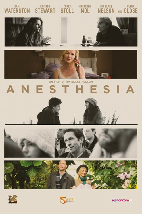 Anesthesia - Movie Poster