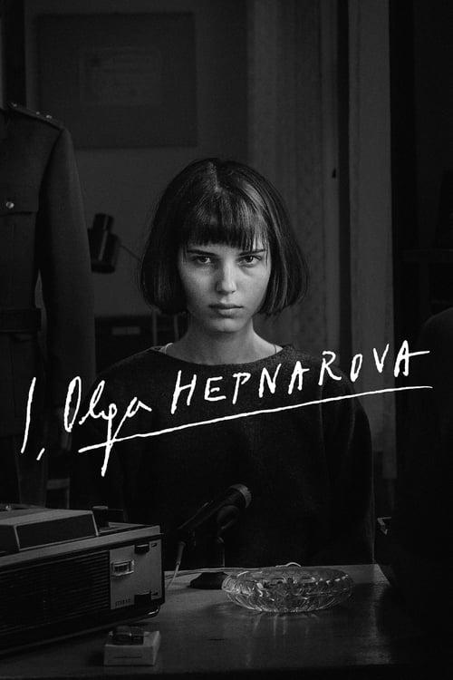 I, Olga Hepnarova - Movie Poster
