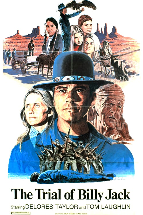The Trial of Billy Jack - Movie Poster