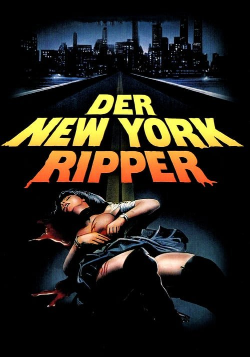 The New York Ripper - Movie Poster