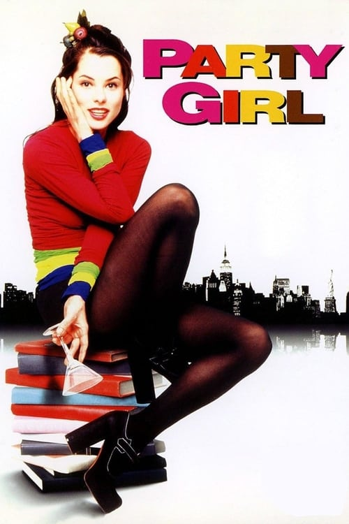 Party Girl - Movie Poster