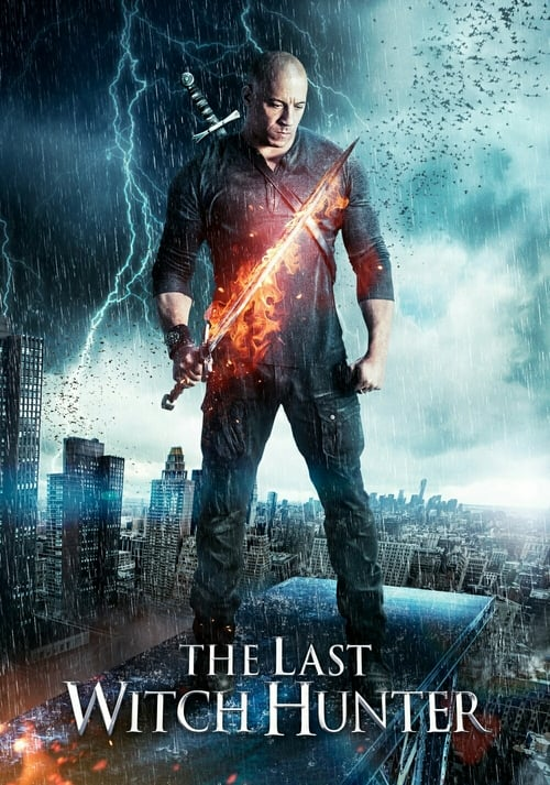 The Last Witch Hunter - Movie Poster