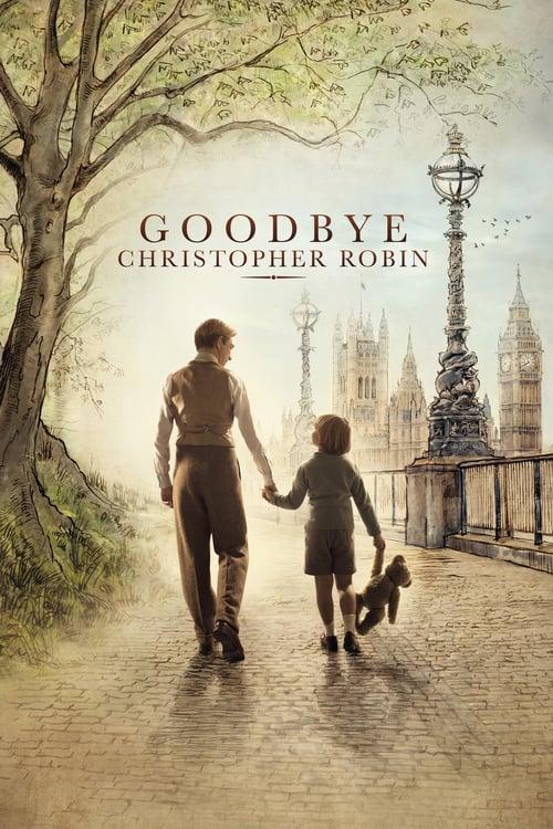 Goodbye Christopher Robin - Movie Poster