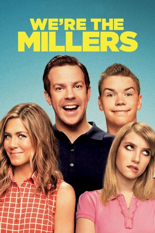 We're the Millers - Movie Poster