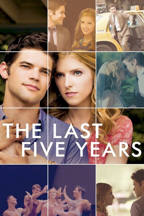 The Last Five Years - Movie Poster