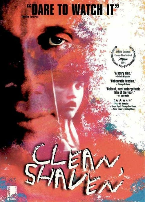 Clean, Shaven - Movie Poster